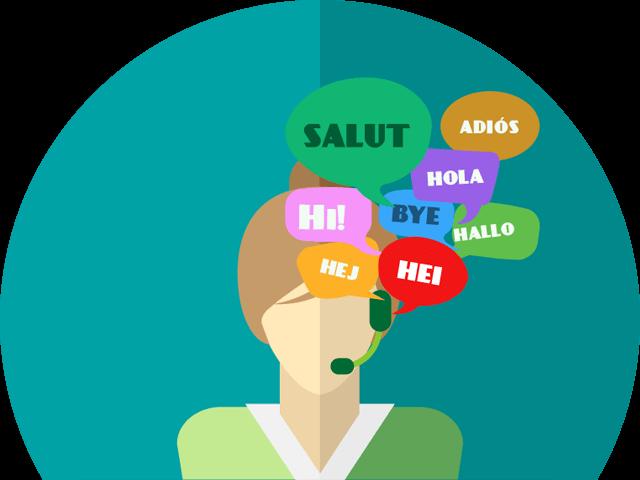 Servizio Clienti Multilingua - Tunda